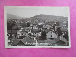 CPA PHOTO 74 ANNEMASSE VUE GÉNÉRALE - Annemasse