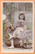ENFANT Carte écrite  N° 47380 - Portraits