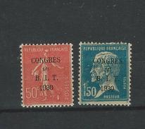 FR - 1930 - BIT -YT 264 Et 265 -MH - FALZ - *