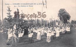 (54) Nancy - Congrès Eucharistique Du 21 Juin 1914 - Les Enfants De Choeur - 2 SCANS - Nancy