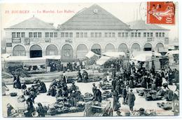 18 - BOURGES - Marché, Les Halles - Bourges