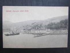 AK HVAR Zapadni Dijel Jelse Ca.1920 // D*22918 - Kroatien
