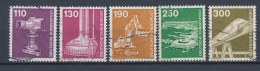 Duitsland/Germany/Allemagne/Deutschland 1982 Mi: 1134-1138 Yt:  (Gebr/used/obl/o)(1458) - [7] West-Duitsland
