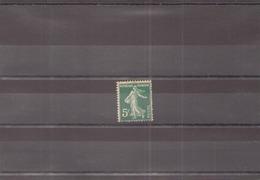 FRANCE 1907 N° 137 D ** - Francia