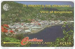 *IS. ST. VINCENT & THE GRENADINES: 13CSVB* - Scheda Usata