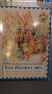 SAN MARINO: COMPLETE SET 2006