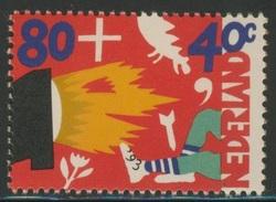 Nederland Netherlands Pays Bas 1993 Mi 1494 A  YT 1458 ** Child And Media / Kind Und Die Medien - Television / Fernsehen - Kindertijd & Jeugd