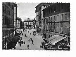 CIVITAVECCHIA - LARGO CAVOUR   VIAGGIATA FG - Civitavecchia