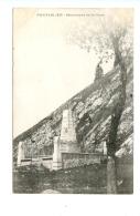 Pontarlier - Monument De La Cluse (1906) - Pontarlier
