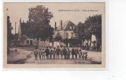 MARSANNAY-la-COTE- Place Du Monument - France