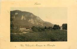 PIE-T-17-401 :  LAGNIEU - France