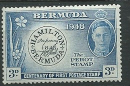 Bermude - Yvert N° 126 **    -   Abc 19631 - Bermuda