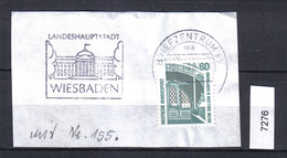 BRD Mi.1342A Stempel Briefzentrum 55