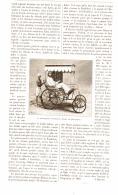 LE POUSSE-POUSSE à PONDICHERY 1889 - Culture