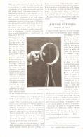 RECREATIONS SCIENTIFIQUES ( Experience Sur L'inertie )    1889 - Sciences & Technique
