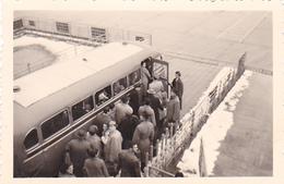 26163 Photo  De Juillet 1952 - Car Bus - Automobiles