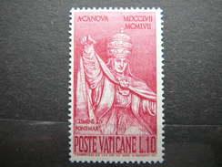 Pope Clement XIV # Vatican Vatikan Vaticano MNH 1958 # Mi. 297