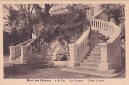 HOTEL DES PALMIERS ST CYR LES LECQUES   GRAND ESCALIER   (dil277) - Hotels & Restaurants