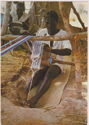 HAUTE VOLTA,AFRIQUE,BURKINA FASO,OUAGADOUGOU,terre Des Guerriers,OUAGADOUGOU,TISSERAND,METIER - Burkina Faso