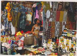 AFRIQUE De L´ouest,AFRICA,AFRIKA,SENEGAL,ile De Gorée,tissus,parfum,commerce - Sénégal