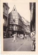 26167 Six 6 Photo  De Juillet 1952 - Alsace Ballon Lac Lauch - Strasbourg - Gerardmer - Sports