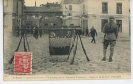 PARIS - XIIème Arrondissement - Caserne REUILLY - Le Drapeau Du 46ème Régiment D'Infanterie -Régt. De La Tour D'Auvergne - Arrondissement: 12