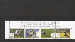 2008 ECUATORIAL GUINEA - Football