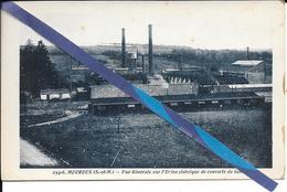 Mouroux Vue Generale De L Usine -1950   -  Circulé - Sonstige Gemeinden