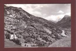 Valais / Wallis - ST. GERMAN Bei RARON - Hüllehorn - Bortelhorn