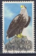 DO 5279  IJSLAND  GESTEMPELD  YVERT NR 353  ZIE SCAN - 1944-... Republique