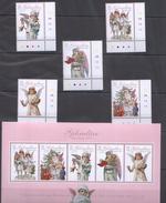 E58 GIBRALTAR CHRISTMAS 2005 1SET+1KB MNH - Christmas