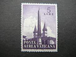 Obelisks # Vatican Vatikan Vaticano MNH 1959 # Mi. 317