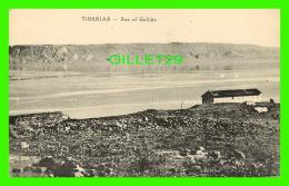 TIBERIAS, ISRAEL - SEA OF GALILÉE - - Israel