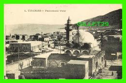 TIBERIAS, ISRAEL - PANORAMIC VIEW - - Israel