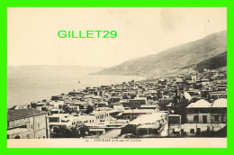 TIBERIAS, ISRAEL - SEA OF GALILÉE - THE GALILÉE SOUVENIR STORE NAZARETH - - Israel