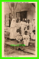 MISSIONS - LES FRANCISCAINES MISSIONNAIRES DE MARIE EN MISSION, HENDALA, CEYLAN - FEMMES LÉPREUSES - - Missions
