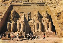The Temple Of Abu-Sembel - Abu Simbel