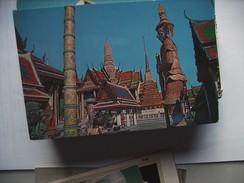 Asia Thailand Bangkok Temple - Thailand