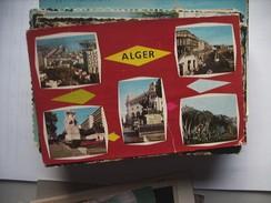 Algerije Alger Avec Rouge - Alger