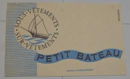 Sous Vetements Petit Bateau - Textile & Vestimentaire