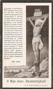 DP. ELISA VAN DAMME -  ° PETEGHEM 1828 - + 1924 - Religion & Esotericism
