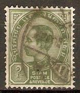 SIAM    -    1900 .   Y&T N° 32 Oblitéré - Siam