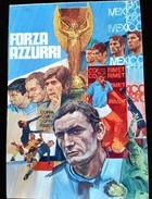 """CARTOLINA OPERAZIONE """"FORZA AZZURRI"""" DEL 1970 - CITTA' DEL MESSICO - Calcio"""