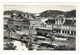CPSM. Nice - Place Masséna.Casino.Hôtel Cimiez - Unclassified