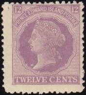 PRINCE EDWAR ISLAND - Scott #16 Queen Victoria / Mint NH Stamp - Prince Edward Island