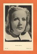 Greta Garbo - Acteurs
