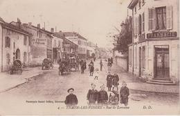 88 - THAON LES VOSGES - RUE DE LORRAINE - PHARMACIE - Thaon Les Vosges