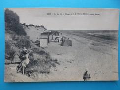 17 : LA COUARDE : La PLAGE à MAREE BASSE : C.P.A.: Carte En Très Bon état ,animée - Ile De Ré