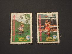 BARBUDA - 1984 SPORT 2 VALORI - NUOVI(++) - Antigua E Barbuda (1981-...)