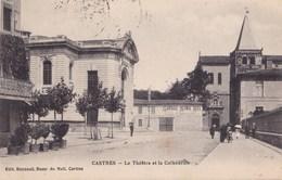 GARAGE NUMA BEL/CASTRES (dil16) - Cartes Postales